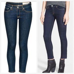 RAG & BONE  Capris Heritage Skinny Jeans size 26